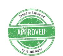 Tick-Twister a été testé et approuvé par les vétérinaires